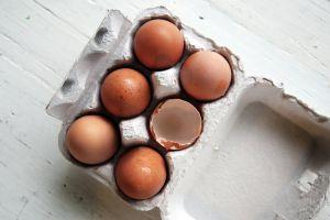 7 inesperados usos de la cáscara de huevo