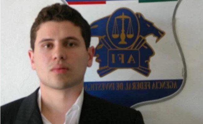 La reveladora foto del Chapito, hijo del Chapo Guzmán que todos pasaron desapercibida