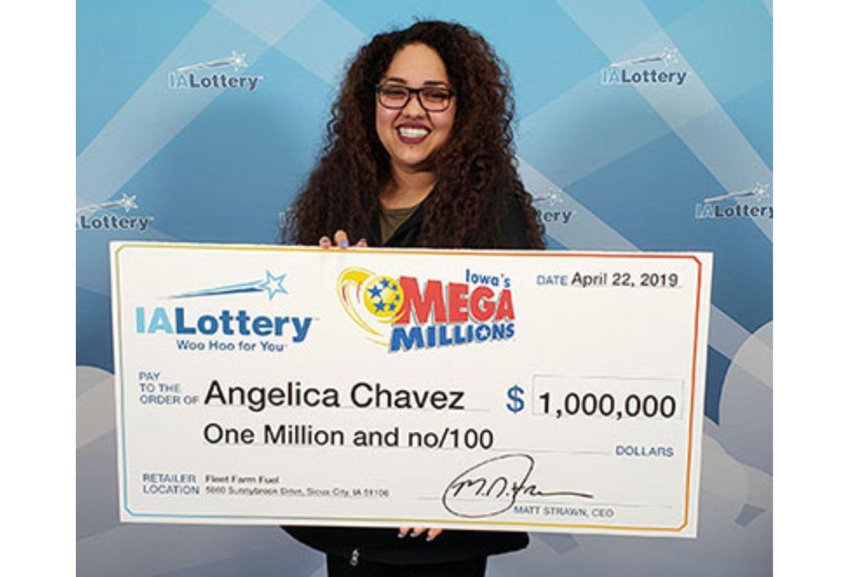 Juega por primera vez a la lotería y gana $1 millón con Mega Millions