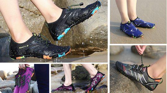 Los 9 mejores zapatos especializados para los días de playa o hiking