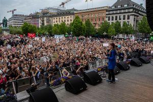 Miles de chicos en más de 130 países hacen huelga escolar para detener el cambio climático