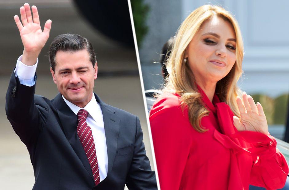 Goza la soltería: Así reapareció Angélica Rivera tras finalizar divorcio con Enrique Peña Nieto
