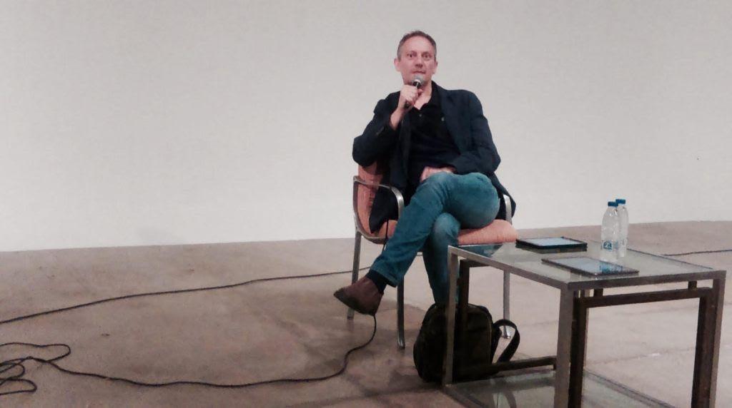 Erik Del Bufalo, Doctor en Filosofía. Foto: Cortesía.
