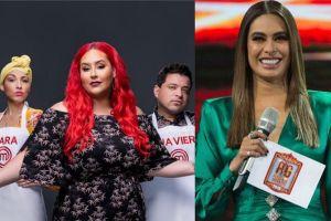 En el debut 'MasterChef Latino' no pudo contra 'Pequeños Gigantes'