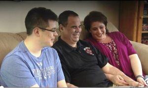 Familia de Nueva York reza por dos milagros: padre e hijo requieren donantes de riñón