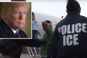 Medida de Trump para deportar a 300,000 inmigrantes está más cerca de hacerse realidad