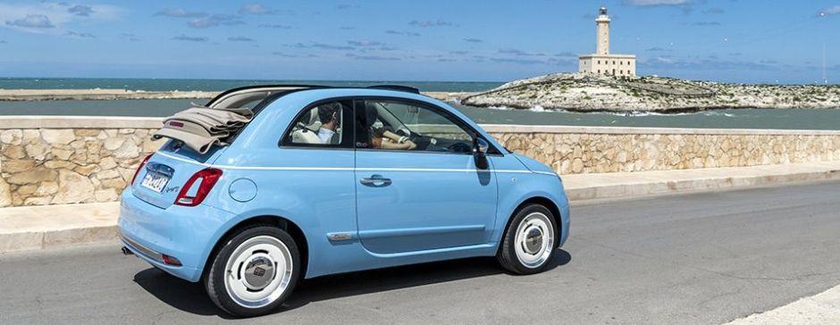 Fiat 500 Spiaggina '58 es el compacto que nos enamora con su color y diseño