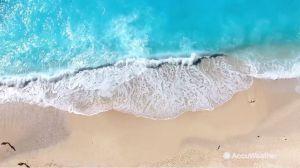 Alerta: Corrientes peligrosas en las playas de Galveston para este fin de semana festivo