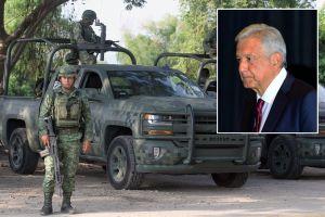 La guerra en México que enfrenta AMLO: descuartizados o con el tiro de gracia