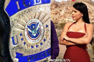 """¿Otra """"estrella de Tv"""" en peligro de la deportación?"""
