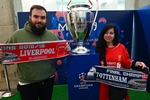 Tottenham y Liverpool disputarán este sábado el título de la Champions League