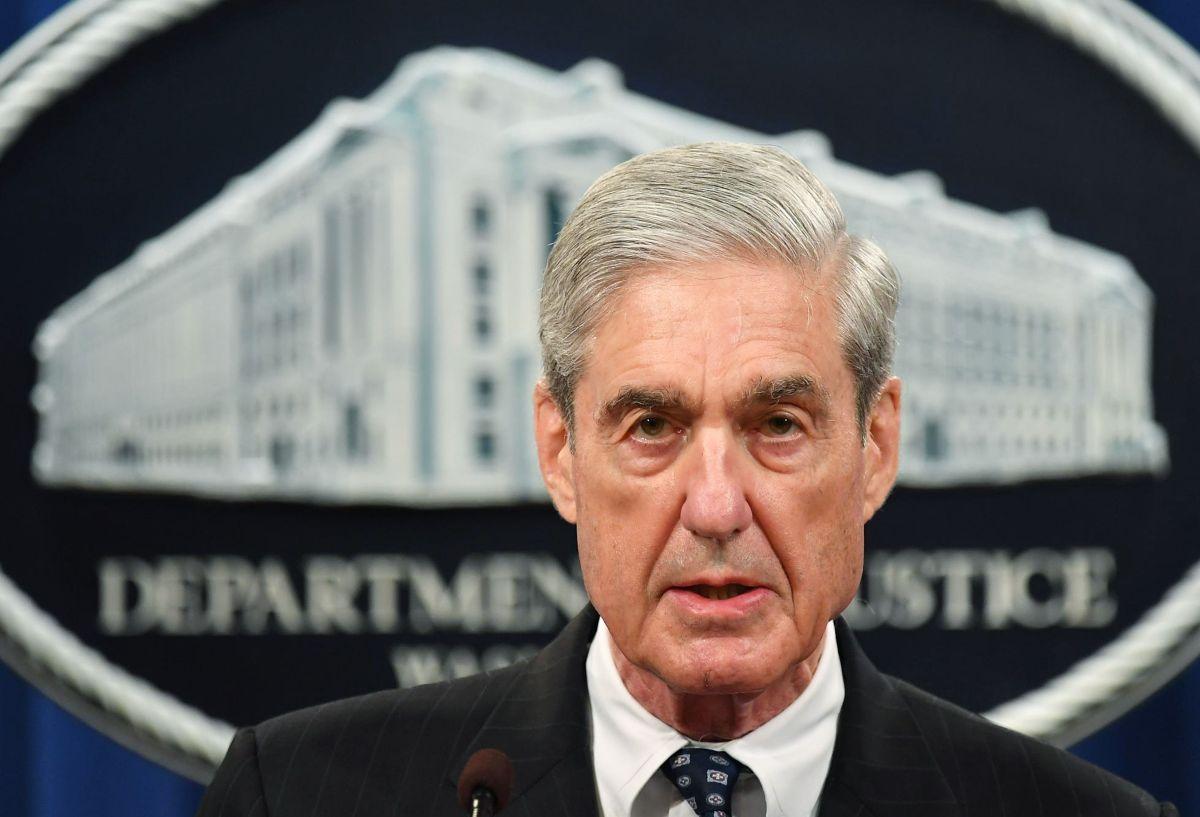 El fiscal especial Robert Mueller investigó el Rusiagate.