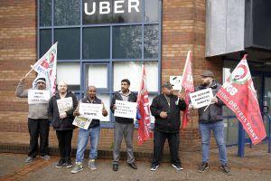 Los conductores de Uber no son empleados