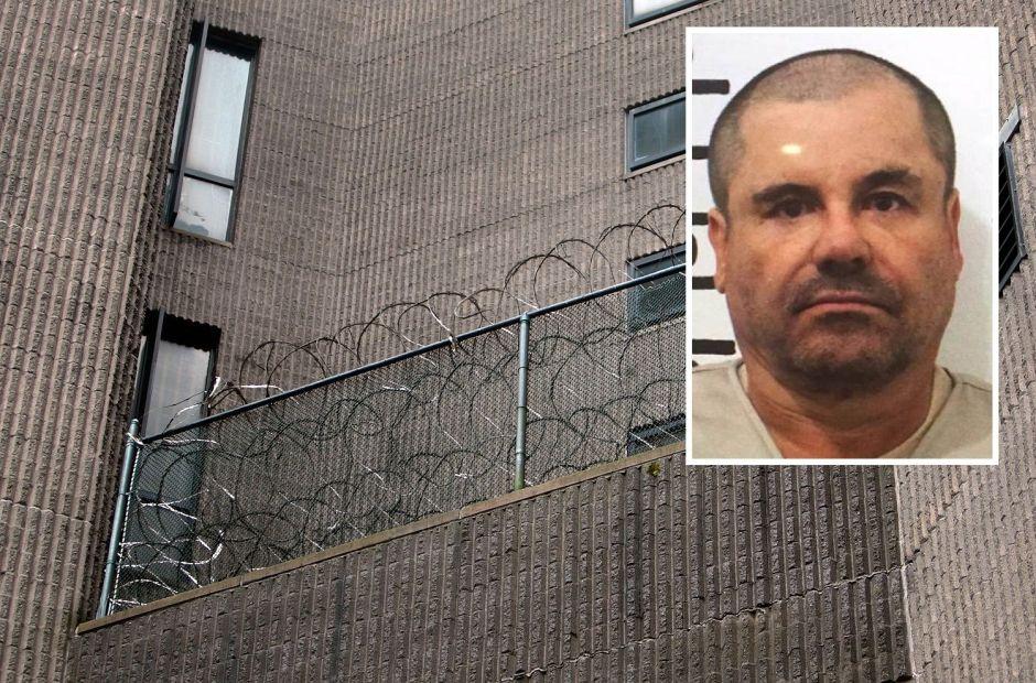 """¿Juez permitió mejorar condiciones de """"El Chapo"""" en prisión de Manhattan?"""