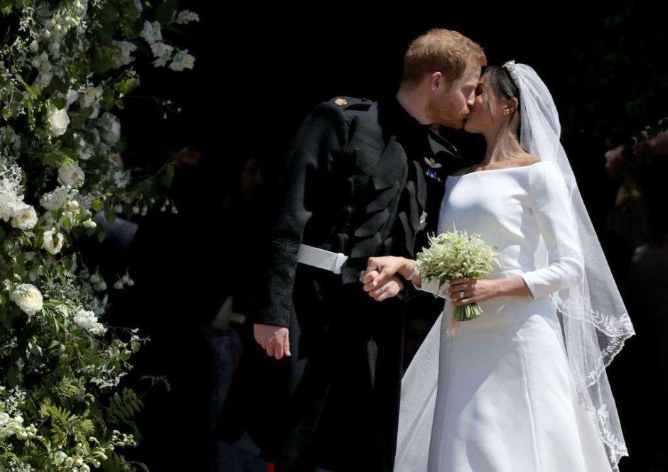 La diseñadora del vestido de novia de Meghan Markle revela sus impresiones sobre la gran boda