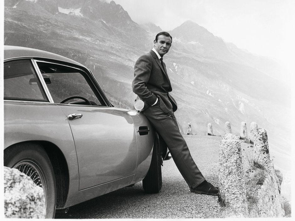 Auto Espía: Aston Martin producirá 28 réplicas del 1964 DB5 de James Bond