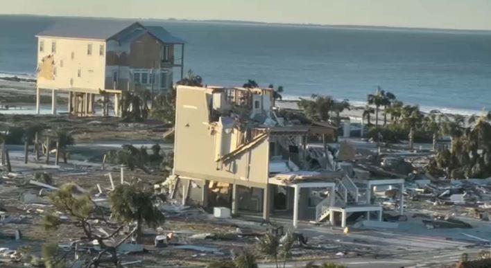La temporada de huracanes termina el 30 de noviembre.