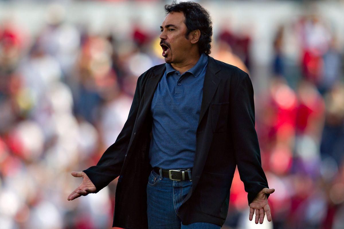 Hugo Sánchez siempre ha tenido rivalidad con La Volpe.