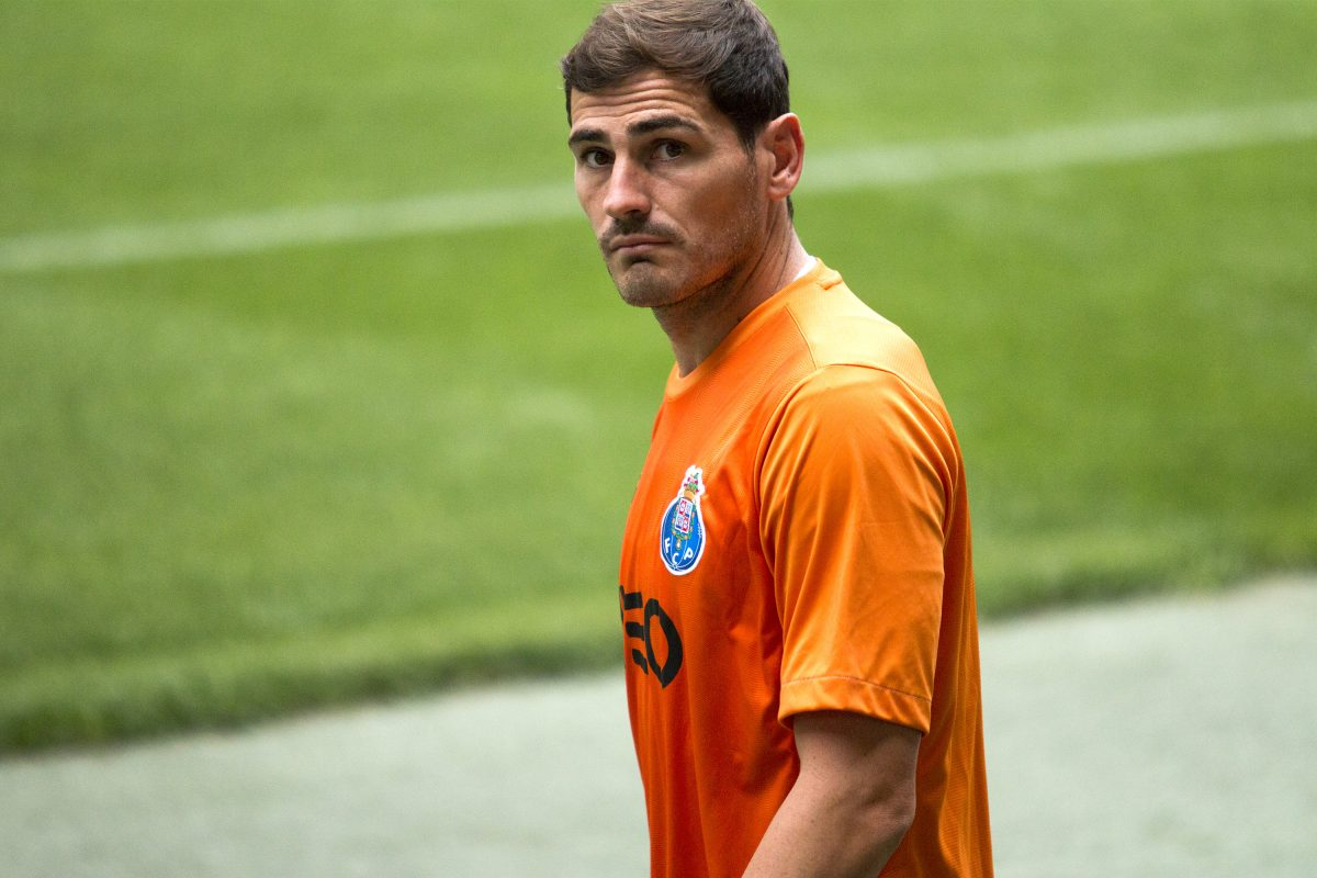 Iker Casillas fue internado de emergencia, se habla de un infarto