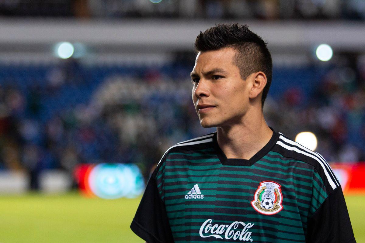Hirving Lozano aspira a jugar con alguno de los clubes más grandes de Europa