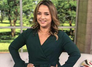 Adamari López estuvo con Oprah este fin de semana y habló de su proceso con la pérdida de peso