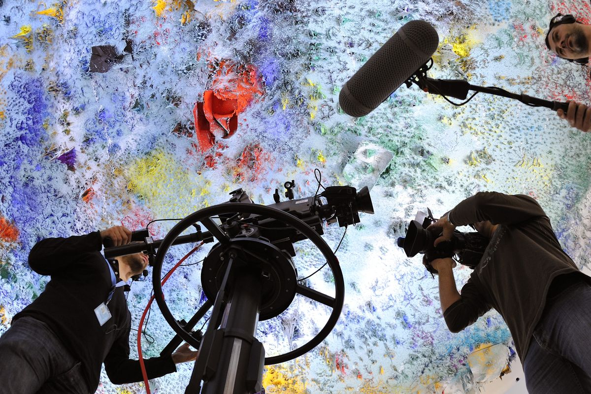 Se espera que el negocio de entretenimiento cinematográfico genere 35.3 mil millones de dólares estadounidenses en ingresos para el 2019. Imagen de archivo.