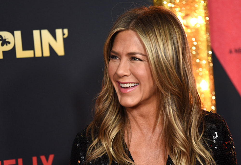 Jennifer Aniston enloquece a sus fans de Instagram con este vestido