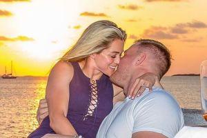 Houston: J.J. Watt le propuso matrimonio a su novia ¿Y la boda para cuándo?
