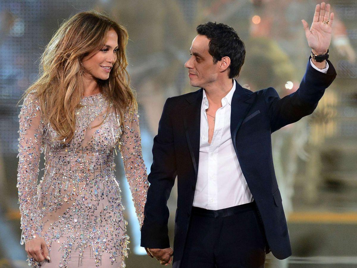 Marc y Jennifer López se separaron en el año 2014.