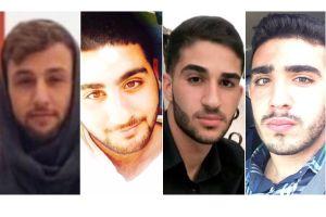 Familiares identifican a los 4 jóvenes muertos tras trágico accidente en autopista 710