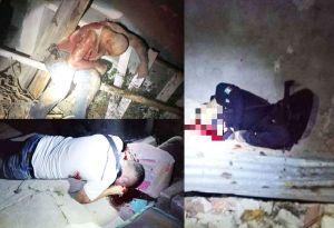 En imágenes, la venganza del CJNG tras detención de jefe de plaza en Minatitlán