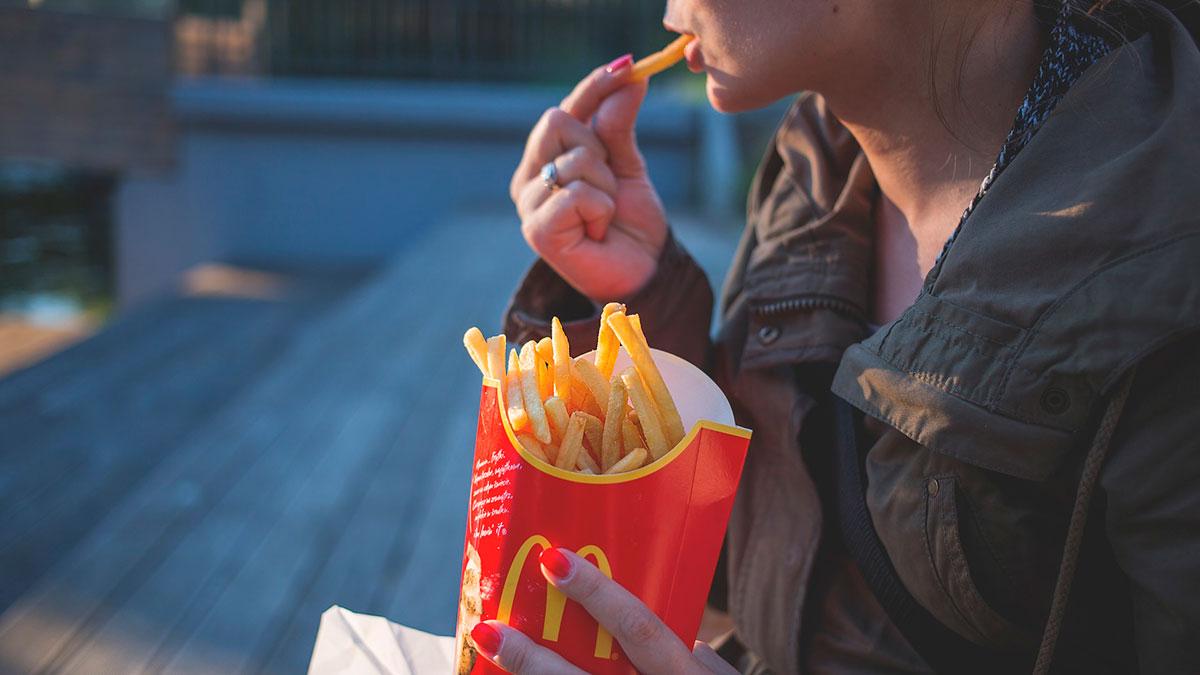 Esta es la razón por la que McDonald's no vende productos vegetarianos