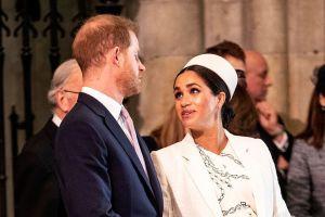 La Reina Isabel excluyó a Meghan Markle y al príncipe Harry de la Familia Real