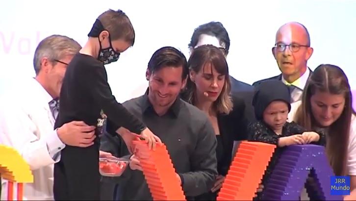 La Fundación Messi logró recaudar más de $33 millones de dólares para el nuevo hospital oncológico infantil
