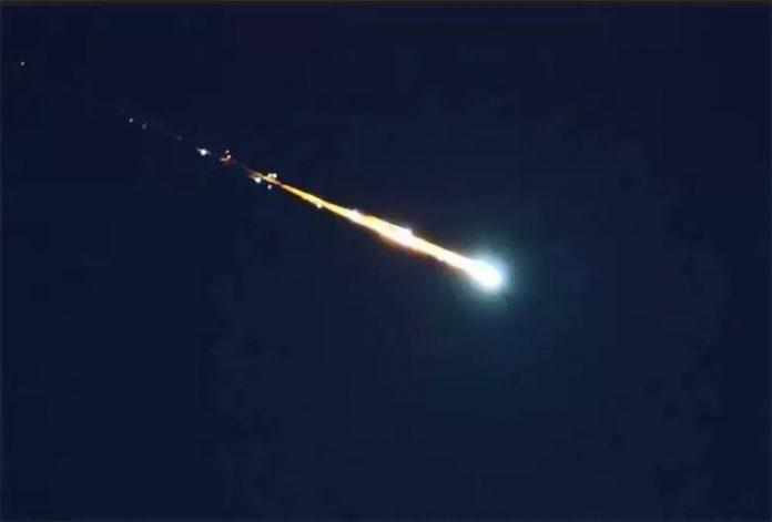 Reportan caída de meteorito en Uruapan, Michoacán, pobladores sorprendidos