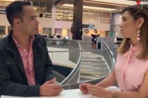 "A reportero de Telemundo que entrevistó a exsicario del CJNG de ""El Mencho"" lo buscaron"