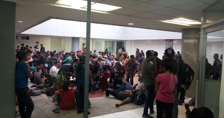 Hallan casos de varicela, viruela y sarampión en migrantes detenidos en Tamaulipas