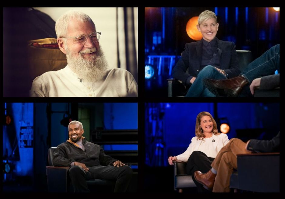 David Letterman regresa a Netflix