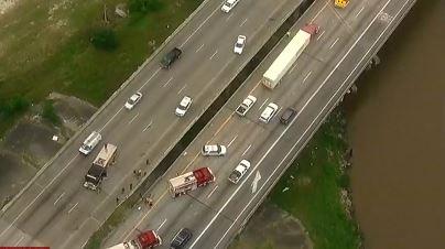 La tragedia ocurrió cerca de la intersección de Lynchburg Road y el I-10 Este.