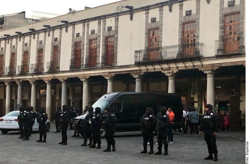 Golpe a la Unión Tepito, caen integrantes en la Ciudad de México