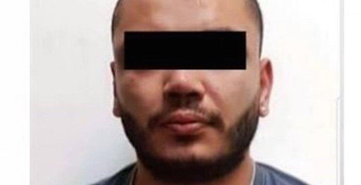 """Cae """"El Osmar"""", líder de La Unión Tepito, extorsionaba a comerciantes en la Ciudad de México"""