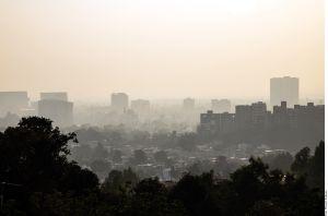 Mala calidad del aire pone en peligro el América vs. León