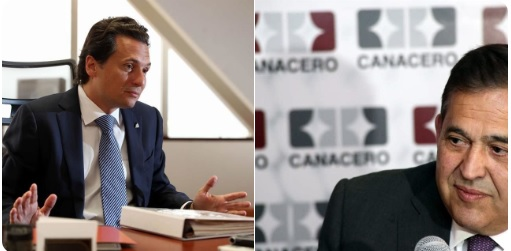 Emilio Lozoya y Alonso Ancira.
