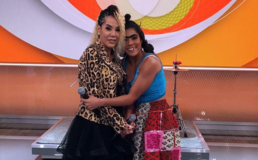 Mela Melaza se lanza como cantante y estrena tema con ¡Ivy Queen!