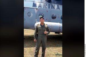 Video: Marino alertó falta de combustible antes de desplome de avión que dejó cinco muertos