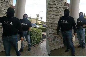 Alerta en Pearland por hombres disfrazados de agentes de la DEA que quieren robar en residencias