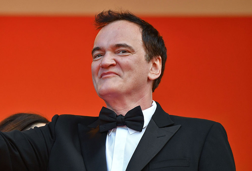 Quentin Tarantino se convierte por primera vez en padre a sus 56 años