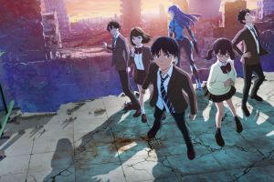 "Netflix presenta la serie de anime ""Revisions"""