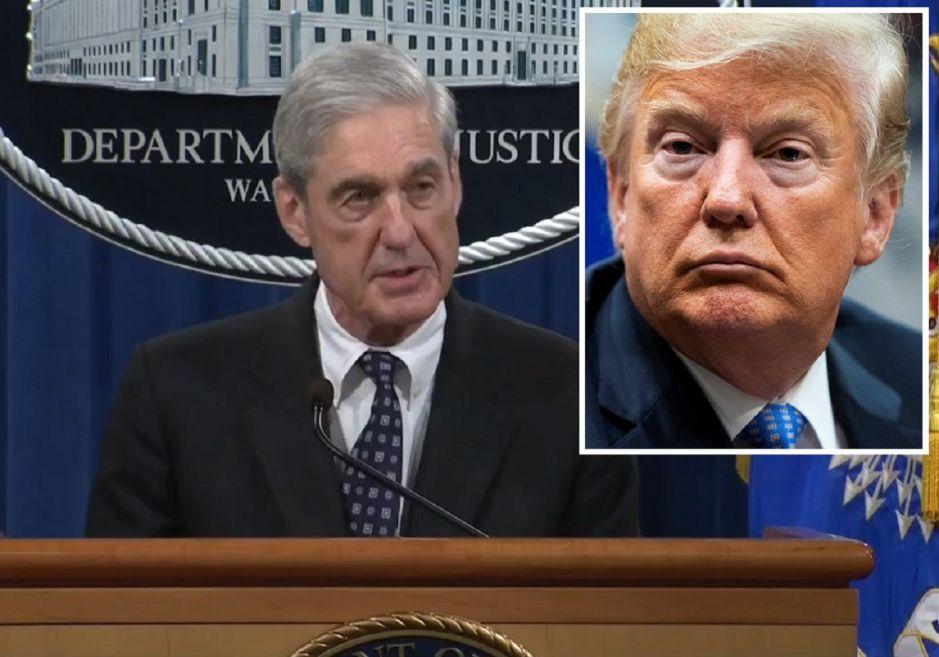 El fiscal especial Mueller explica por qué no acusó a Trump de un delito federal