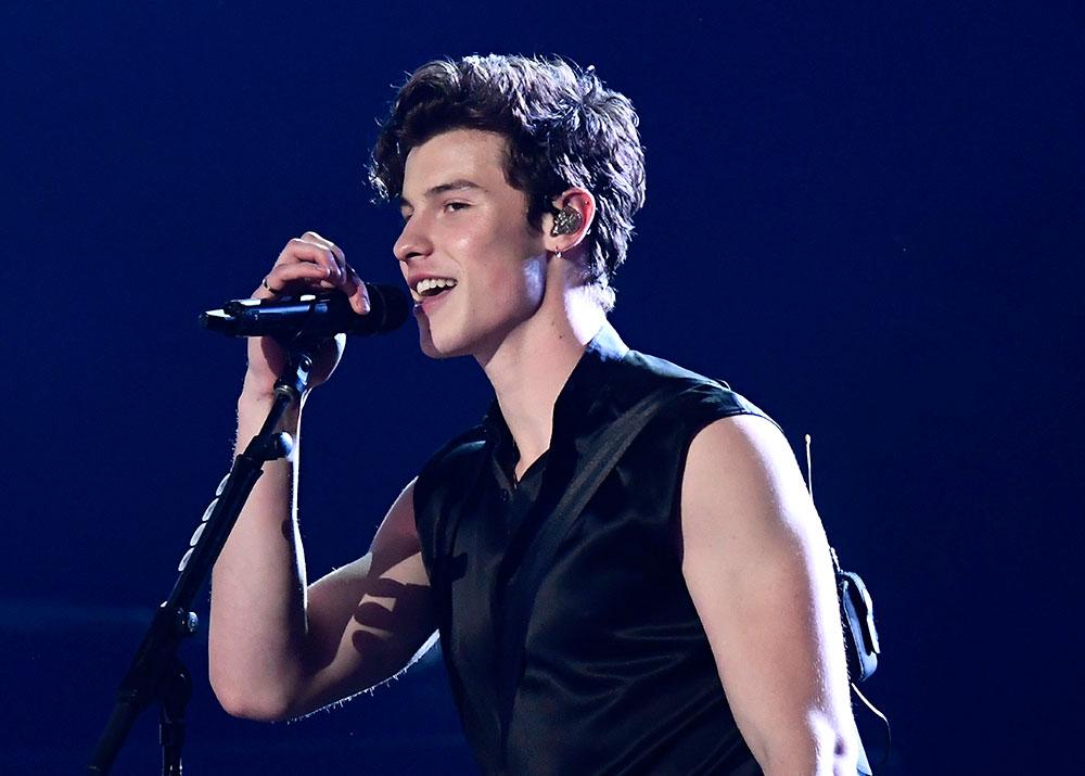Shawn Mendes regaló sus calzoncillos usados a famoso cantante